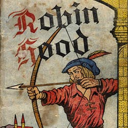 Blackjack Gambling Robin Hood