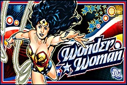 Wonder Woman CryptoLogic