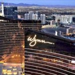 Gambling revenue in Las Vegas rising