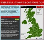 Ladbrokes Refuses to Pay Christmas Snow Winnings