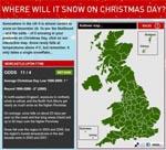 Ladbrokes Refuses to Pay Christmas Snow Winnings