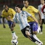 Brazil Argentina Wcup Soccer