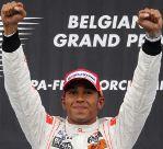 Lewis Hamilton wins 2010 Belgian Grand Prix