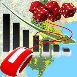 Online Gambling in NJ Shows Disappointing Results Just Six Months after Launch
