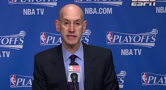 Adam Silver: Sports gambling is set to become reality