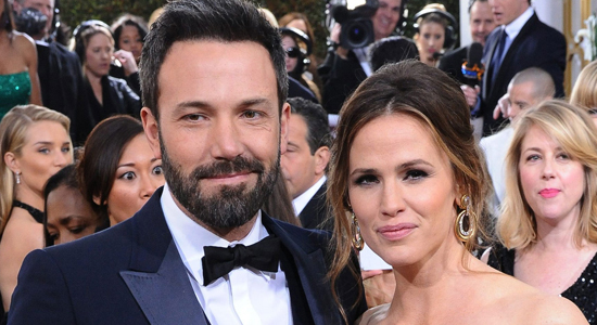 Ben Affleck says wife Jennifer Garner has no plans to leave him over his gambling