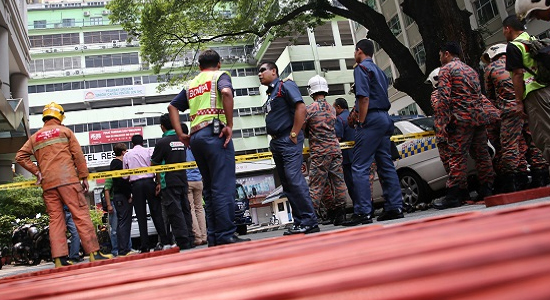 Police are still investigating the details of the explosion that shook Kuala Lumpur last week