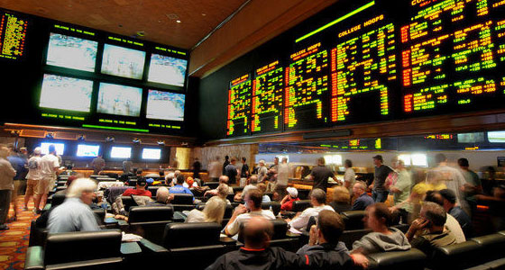 USA betting
