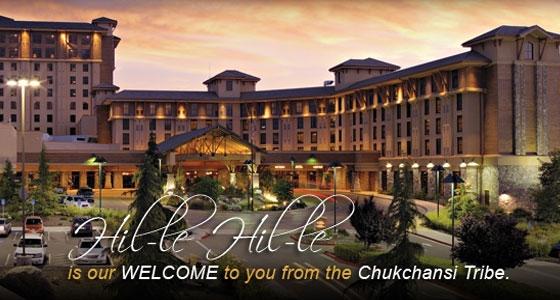 Chukchansi Casino Closed