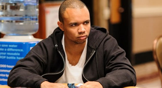 Phil Ivey Edge sorting