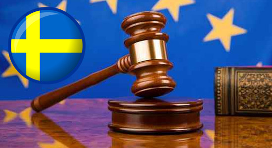 The European Commission started legal action against Sweden