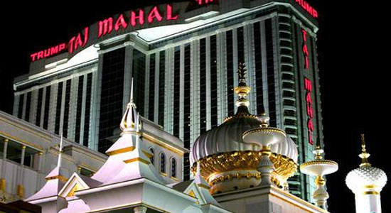 Taj Mahal Casino Court Decission