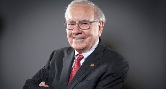 Warren Buffet supports Hillary