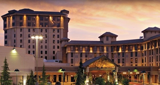 Chukchansi Gold Resort and Casino  shooting
