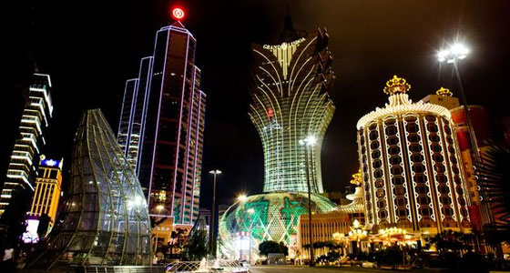 Macau gambling in trouble