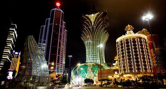 Macau gambling in trouble