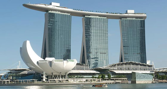 Singapore looses casino clients