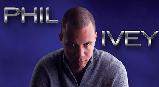 Phil Ivey pala Casino