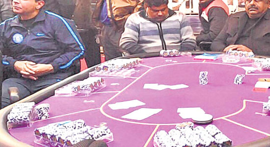 Illegal Casino India
