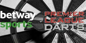 Premier League Darts Tourney Betway Sportsbook
