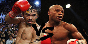 Floyd Mayweather vs Manny Pacquiao Match set for May 2