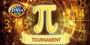 Bingo Hall Pi Tournament