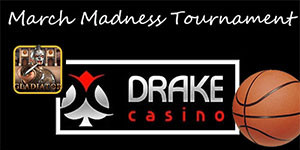 Drake Casino march madness