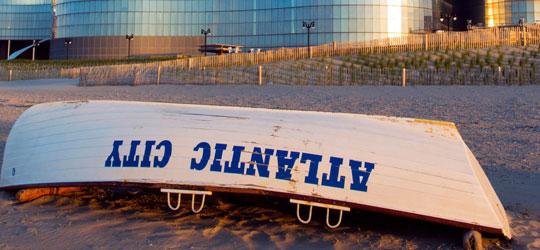 Atlantic City financial help