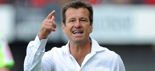 Dunga Brazil football coach