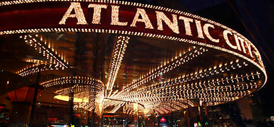 Atlantic City is the Gambling Center of New Jersey
