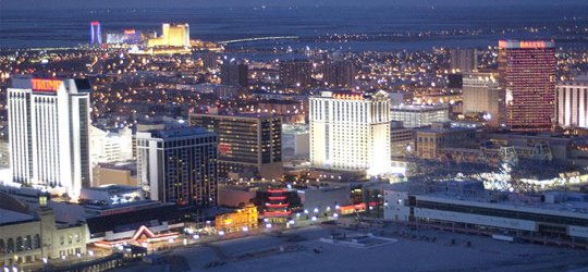 Atlantic City may not be the sole gambling center in New Jersey