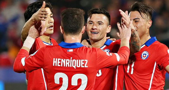 Chile may lose their advantage in case the game reaches to the stage of penalty shout-out (Photo: ESPN)