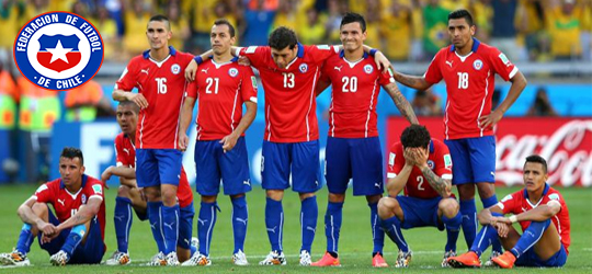 Chile National Football Team is Ready for Copa America