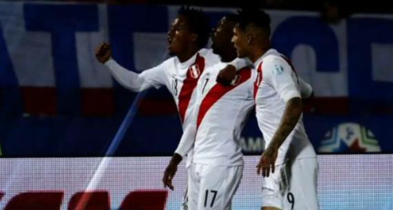 peru football team copa america 2015
