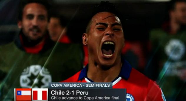 eduardo vargas chile copa america 2015