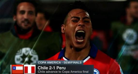 vargas chile peru copaamerica 2015