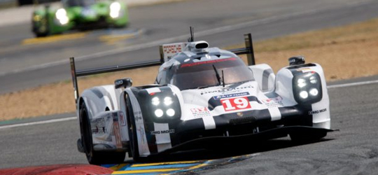 Nico Hulkenberg wins Le Mans (Photo: Formula 1)