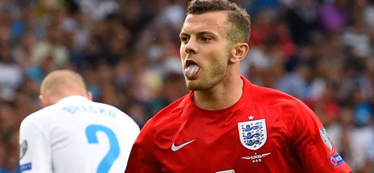 Jack Wilshere (Photo: Goal)