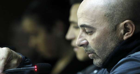 Jorge Sampaoli regards Chile game as a final (Photo: Goal)