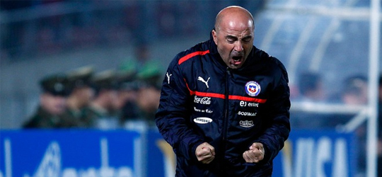 Jorge Sampaoli is aware of expectations (Photo: Elgrafico Chile)