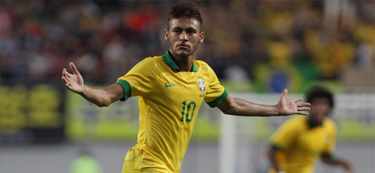 Neymar is expected to lead Brazil to glory (Photo: Proven Quality)