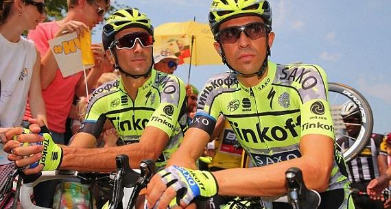 Tour de France 2015 Basso Contador