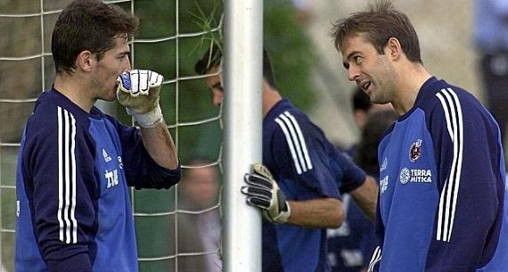 Iker Casillas Porto seduction