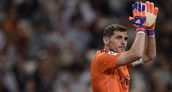 Iker Casillas Porto transfer