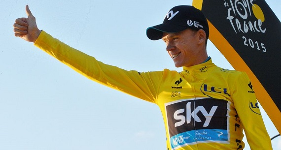 Tour de France 2015 Froome