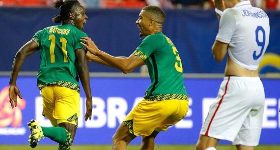 CONCACAF Gold Cup semis Jamaica USA