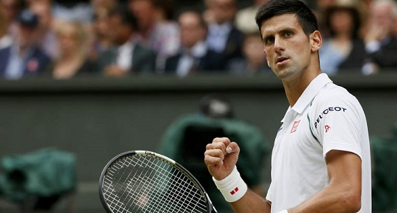 Djokovic Wimbledon 2015 final