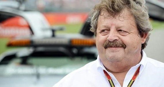 German GP head organizer