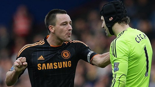 John Terry and Petr Cech will meet in Community Shield 2015