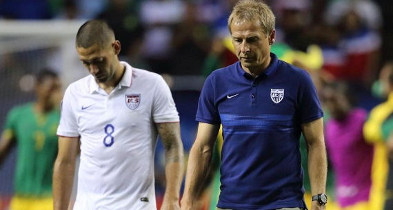 CONCACAF Gold Cup Semifinals Klinsmann